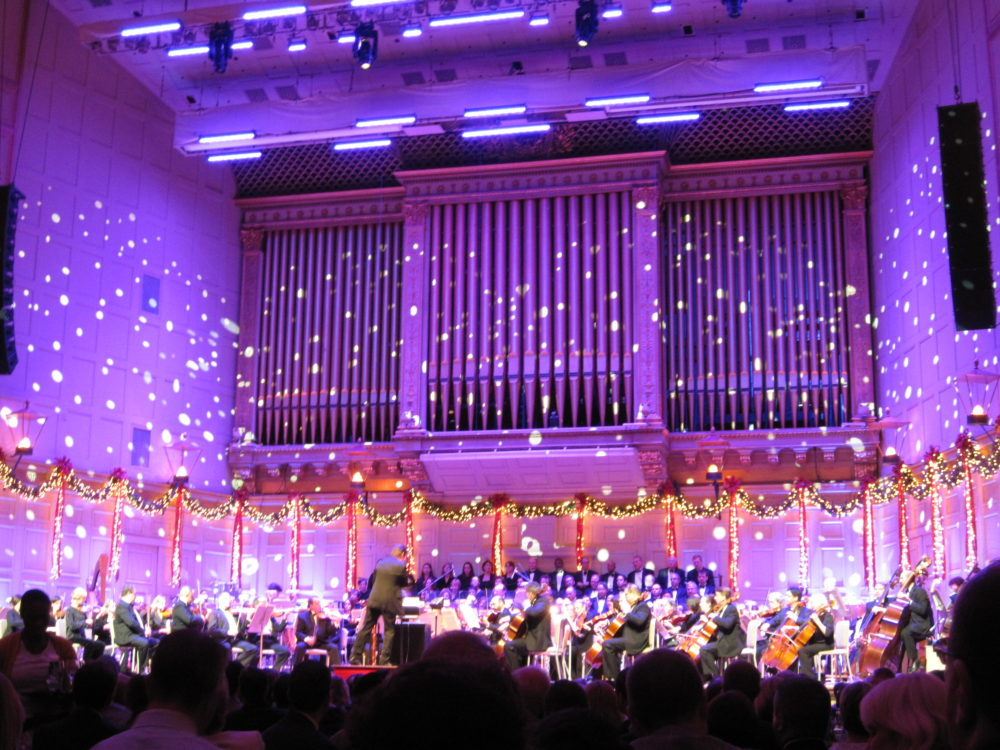 Boston Pops Holiday Christmas Show | December 2017