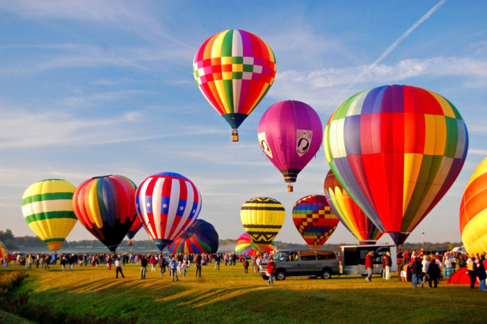 Lake George Balloon Festival | September 2018