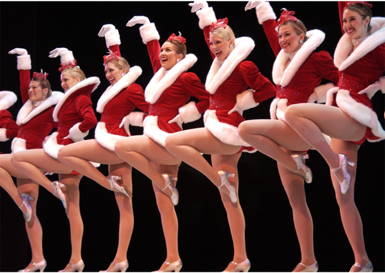 Best of Times Travel and Entertainment » Christmas New York Style ...