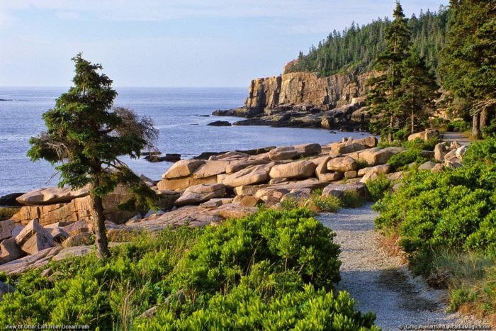Maine Escapes - Bar Harbor & Acadia National Park | September and June 2018