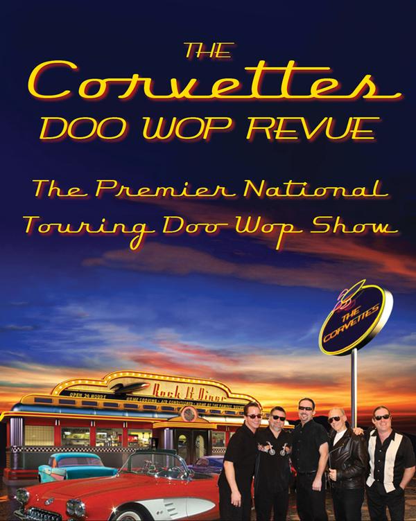 Doo Wop Revue w/ The Corvettes | November 2017