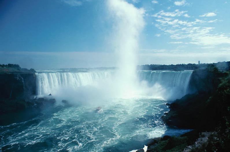 Niagara Falls  | June and August 2018