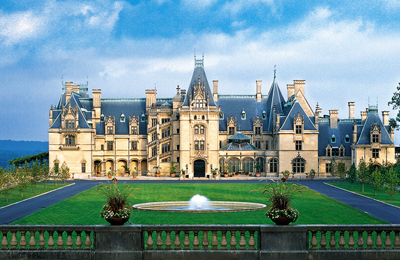 The Biltmore Estate & Blue Ridge Mountains | April, May, September, October 2018