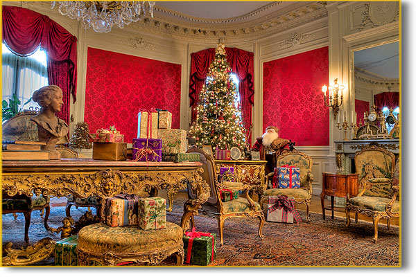 Christmas at the Newport Mansions | December 2018