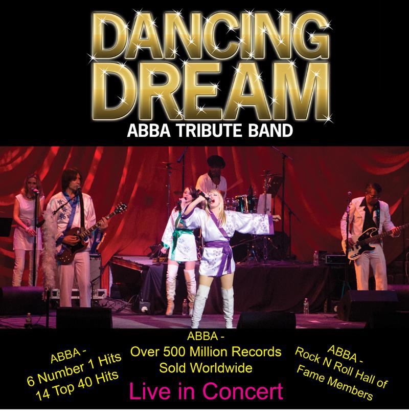 ABBA Tribute Band - Dancing Dream | June 2018