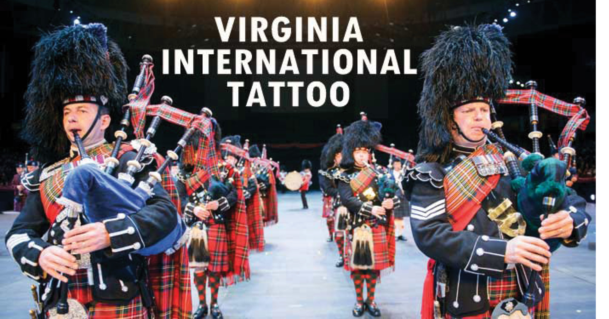 Virginia Military Tattoo Festival and Williamsburg, VA | April, 2018