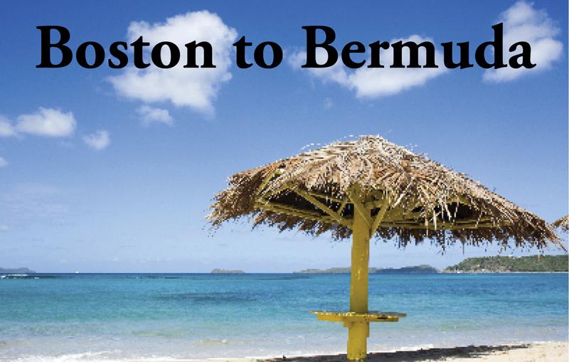 Boston to Bermuda May 2019