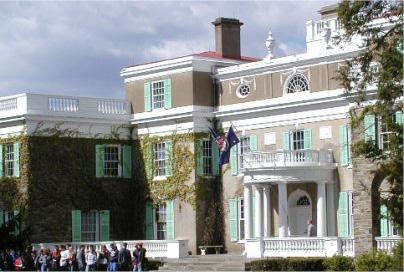 Home of FDR and Vanderbilt Mansion |  April, May, October 2019