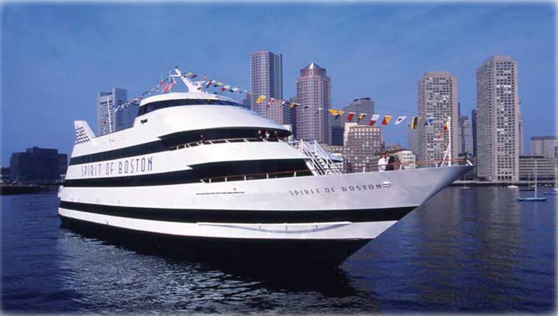 Spirit of Boston Harbor Cruise  | July 2019