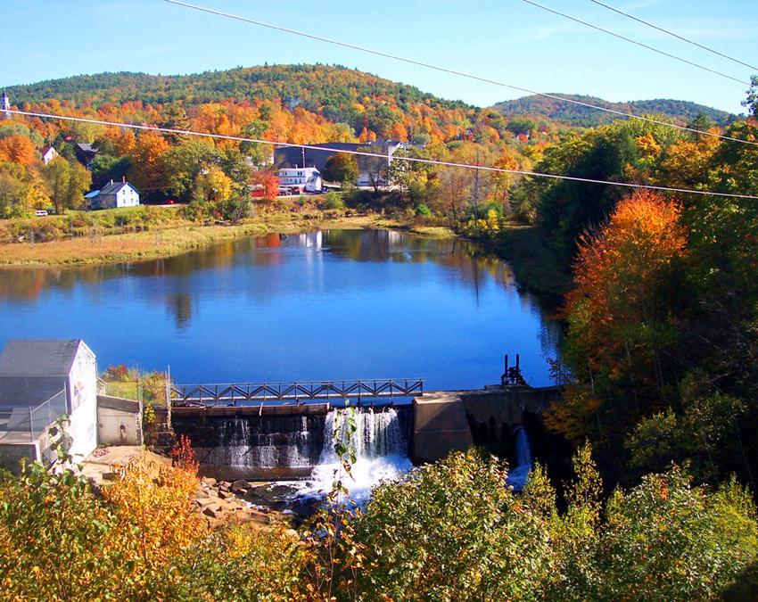 New Hampshire's Turkey Train   October 2019