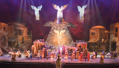 Sight And Sound Miracle Of Christmas.Best Of Times Travel And Entertainment Penn Dutch W The