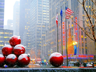 Best of Times Travel and Entertainment » Christmas in NY City | December 2019