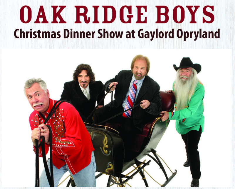A Country Christmas 2021 Best Of Times Travel And Entertainment Nashville S A Country Christmas Featuring The Oak Ridge Boys December 2021